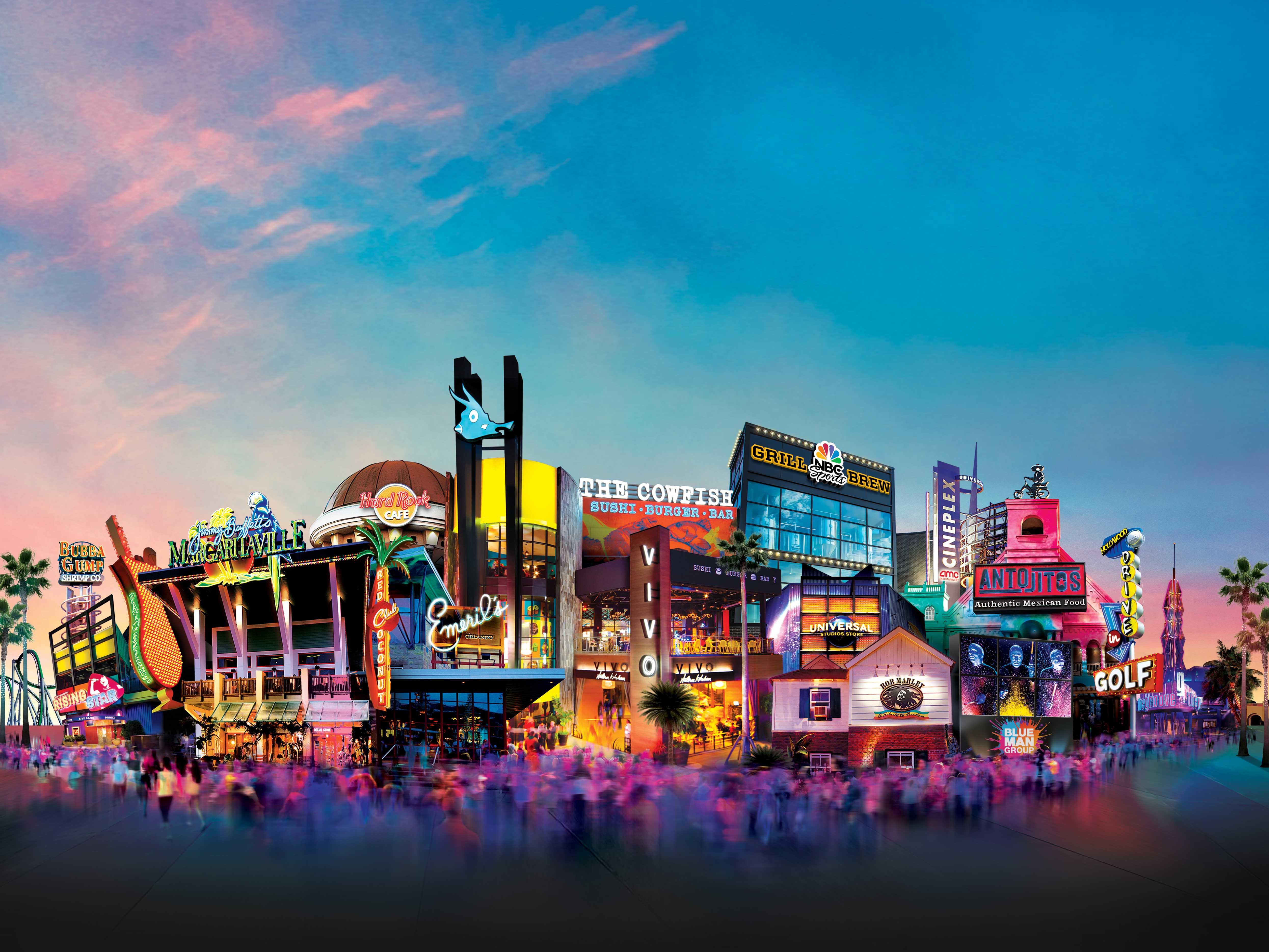 Universal Citywalk Universal Bookings